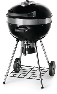 PRO Charcoal Kettle Kettle Grill , Black , Charcoal