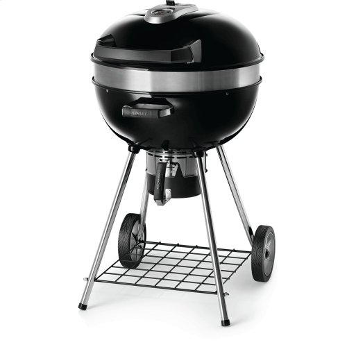 PRO Charcoal Kettle Grill , Black , Charcoal