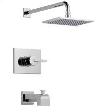 Chrome Monitor ® 14 Series Tub & Shower Trim