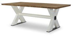 "Casa Bella ""x"" Base Small Dining Table"