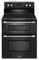 Gemini® Double Oven Electric Stove with EvenAir Convection - 6.7 total cu. ft. Product Image