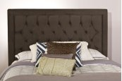 Kaylie Fabric Headboard - King / Cal King - Pewter