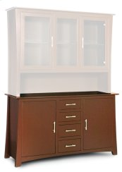 Loft Hutch Base, Large