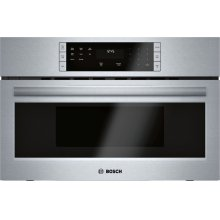 500 Series built-in microwave 30'' Stainless steel HMB50152UC