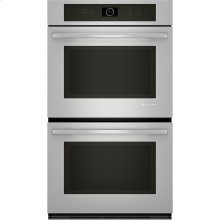 "Double Wall Oven, 30"", Euro-Style Stainless Handle"
