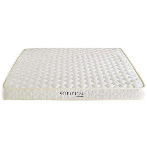"""Emma 6"""" King Mattress"""