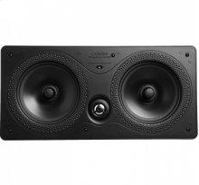 """Disappearing In-Wall Series Dual 6.5"""" L/C/R Loudspeaker"""