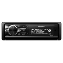 CD Receiver with 3-Way Active Crossover Network, Auto EQ, and Auto Time Alignment