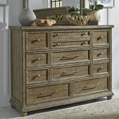 11 Drawer Dresser