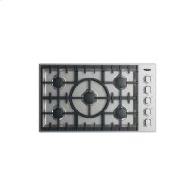 "36"" Drop-in Cooktop: 5 Burner Halo"