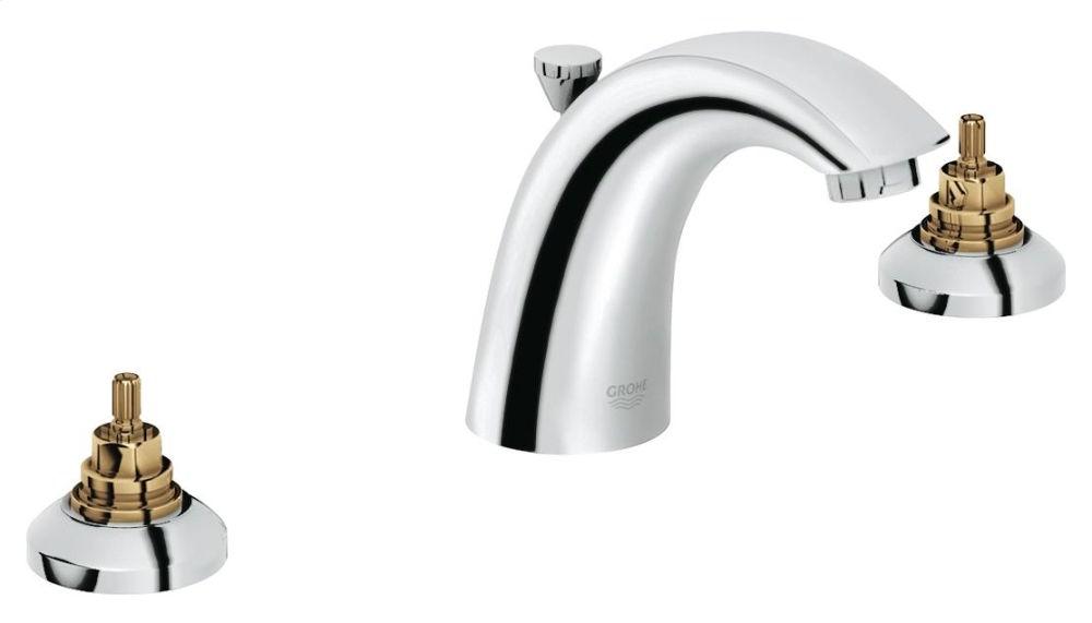 """Arden 8"""" Widespread Two-Handle Bathroom Faucet"""