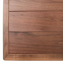 Denver 4 Drawer Chest - All Walnut