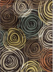 Deco - DCO1015 Brown Rug