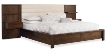 Phase Upholstered Bed