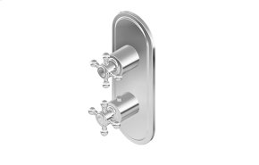 Canterbury M-Series Valve Trim with Two Handles