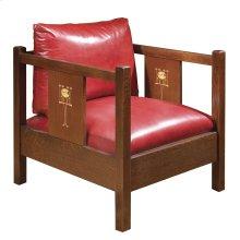 Tight Seat Harvey Ellis Cube Chair