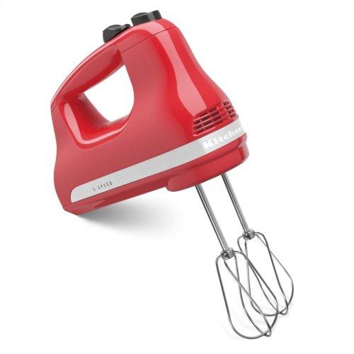 5-Speed Ultra Power Hand Mixer - Watermelon