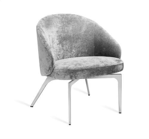 Amara Lounge Chair - Grey