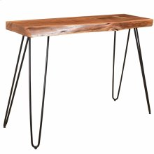 Nila Console Table in Natural