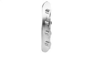 Tranquility M-Series Valve Trim with Four Handles