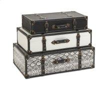 Aberdeen Storage Trunks - Set of 3