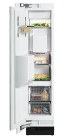 """18"""" F 1471 Vi Built-In Freezer with Water Dispenser and Custom Panel - 18"""" Freezer w/ Ice Water Dispenser"""