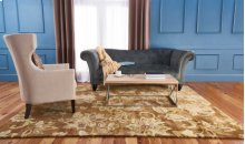 Jaipur Ja51 Bronze Rectangle Rug 5'6'' X 8'6''