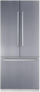 """36"""" Built In French Door Bottom-Freezer 800 Series - Stainless Steel Product Image"""