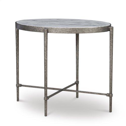 Bryce Oval End Table