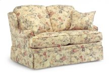 Danville Fabric Gliding Loveseat
