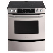 Updraft Slide-In Electric Range