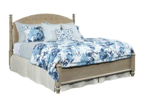 Currituck Low Post Queen Bed Complete
