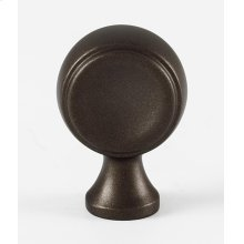 Royale Knob A980 - Chocolate Bronze