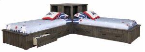 Twin Bed Corner