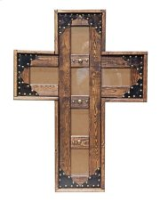 5x7 Med. Cross Picture Frame Product Image