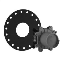 """Wall-mounted washbasin mixer control rough valve for trim 48106 1/2"""" connections Drain not included - See DRAINS section"""