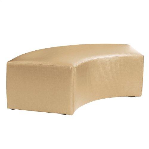 Universal Radius Bench Luxe Gold