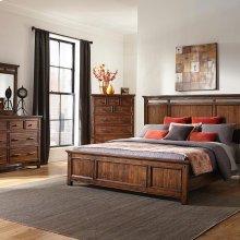 Bedroom - Wolf Creek Panel Bed