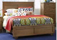 Diego King Panel Bed Product Image