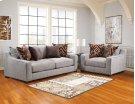 1400 Homespun Stone Sofa Product Image