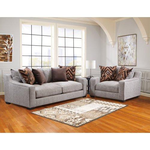 1400 Homespun Stone Sofa