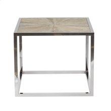 Parquet End Table