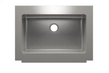 "Classic+ 000110 - farmhouse stainless steel Kitchen sink , 30"" × 18"" × 10"""