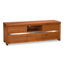 Bennett TV Console, Stainless