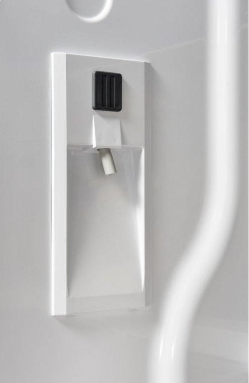 24.5 cu.ft. French Door Bottom-Mount, w/Factory Installed Icemaker