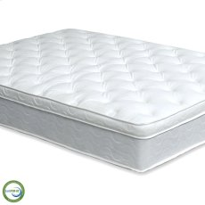 Queen-Size Bird Of Paradise Euro Pillow Top Mattress Product Image