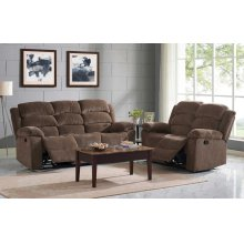 Dual Rec Loveseat