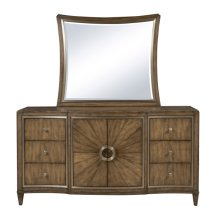 Rumi 6 Drawer Dresser