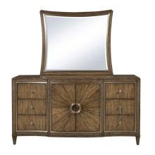 Rumi 6 Drawer Dresser
