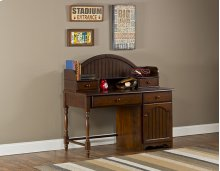 Westfield Desk and Hutch - Espresso